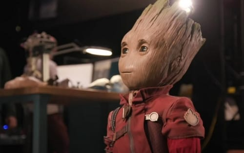 Disney's latest robot brings Groot to life