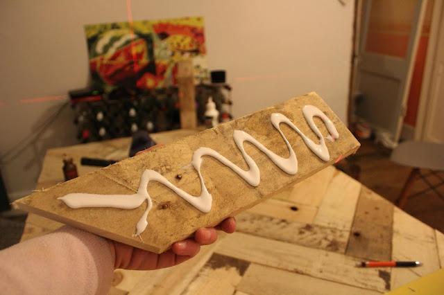 Evo Stik Exterior Wood Glue