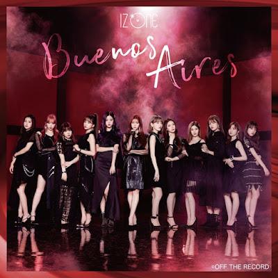 [Lirik+Terjemahan] IZ*ONE (아이즈원) – Buenos Aires