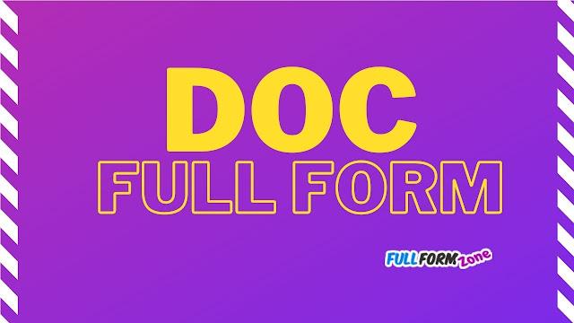 DOC & DOCS