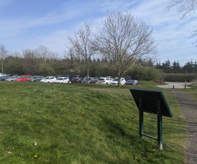 Wynyard Woodland Park : Car Park