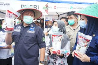 Launching Kartu Tani, Herman Deru Sebut Petani Sumsel  Diuntungkan