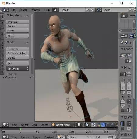 Software Untuk Membuat Animasi 3d Gratis Terbaik Brankaspedia Blog Ulasan Teknologi