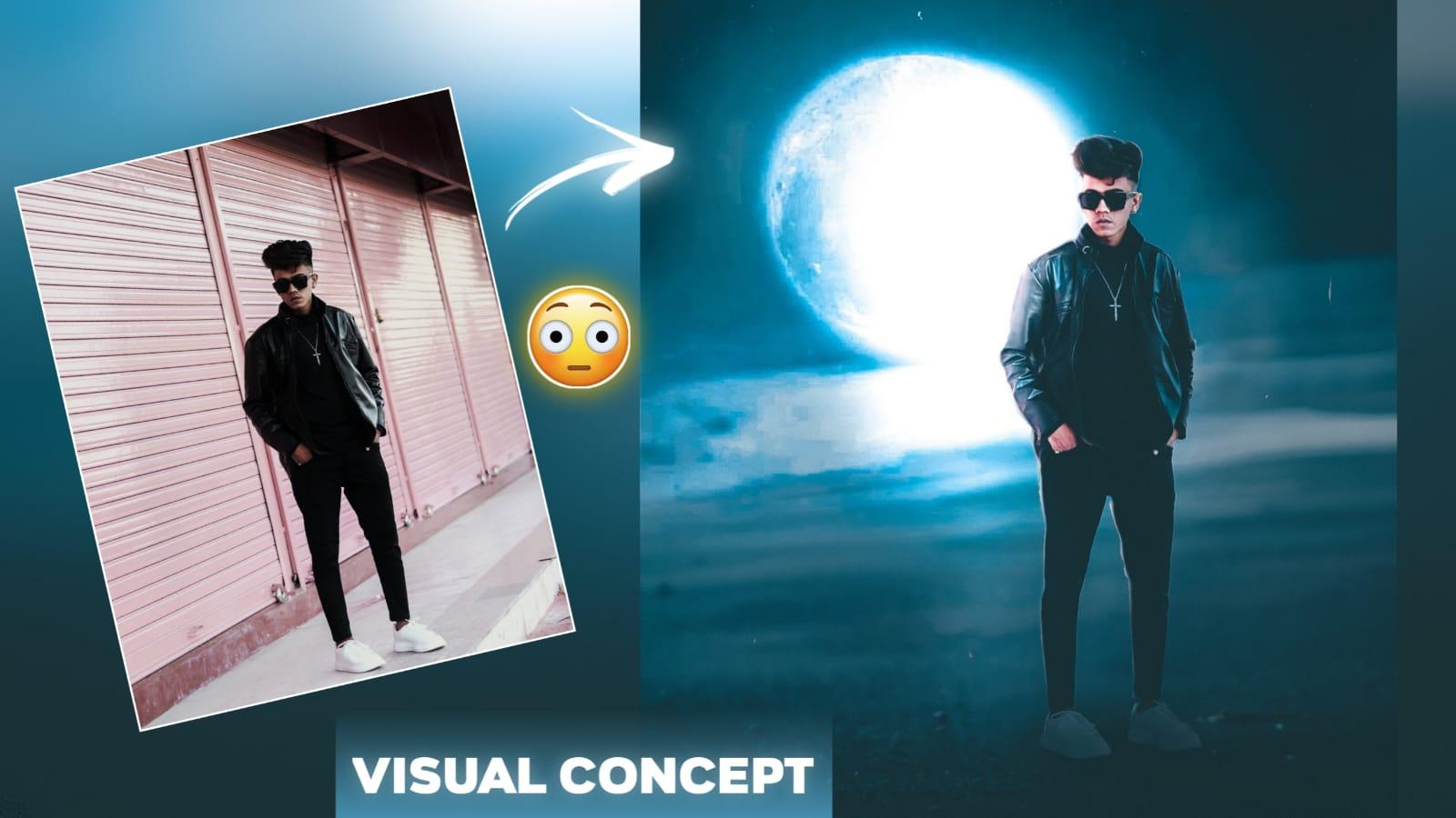 Creative Visual Editing