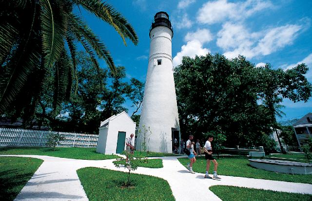 Lighthouse Museum em Key West em Miami