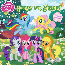 My Little Pony Hooray for Spring Books
