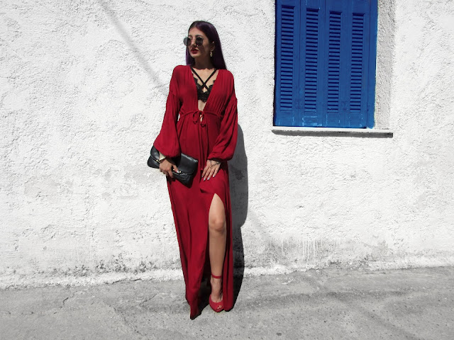 red outfit ideas pinterest