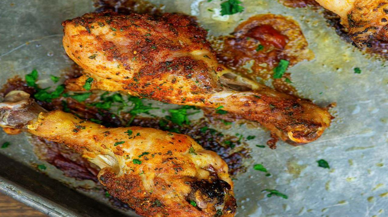 recette pilon de poulet