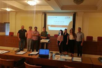 """Επιτυχημένη η τεχνική συνάντηση των εταίρων του έργου Culture Lands, του προγράμματος Interreg IPA CBC """"Greece-Albania 2014-2020"""""""