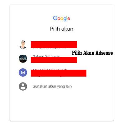 """Cara Menambahkan Situs Baru """"Blogspot"""" ke Google Adsense Review 2018"""