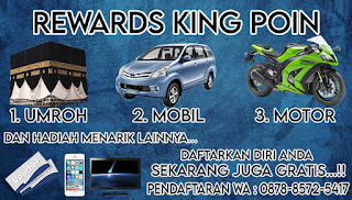 Rewards King Poin