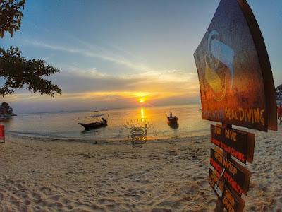 17 Power Tips Travel Pulau Perhentian