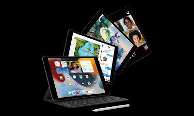 Apple का नया iPad भी लॉन्च हुआ
