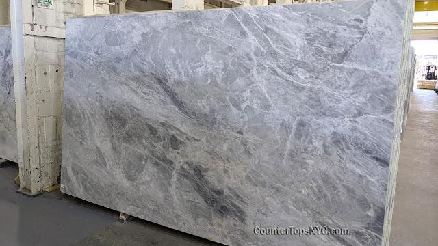 Grey Marble Slabs NYC 2cm