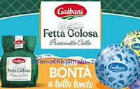 Logo Concorso '' Fetta Golosa ti regala i Maxi Palloni da spiaggia'': 40.000 premi