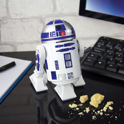 R2-D2 Desk Vacuum Cleaner