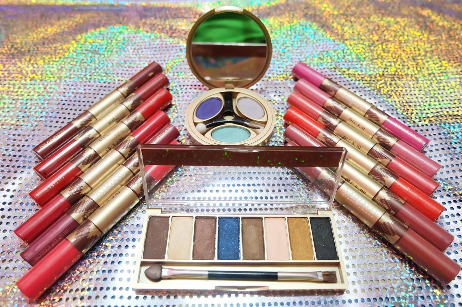 Color Trend Sariayu Martha Tilaar 16 Duo Lip K 10 So Ladies May I Present To You Tren Warna 2016 Inspirasi Krakatau