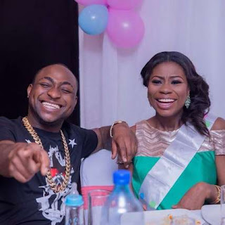 Sophia Momodu's Sweet Message To Davido On Fathers Day.