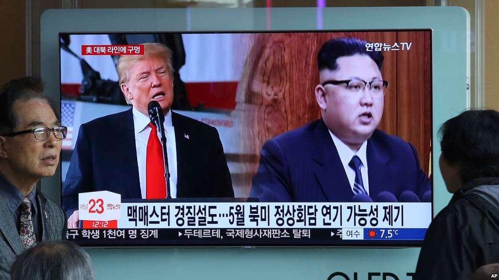 En junio se podría dar el encuentro entre ambos personajes mundiales / AP