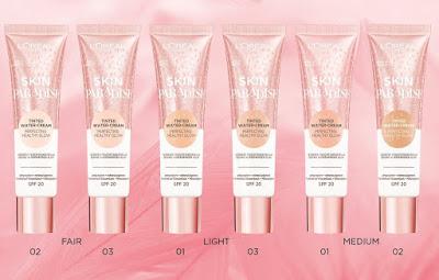 Loreal Skin Paradise Tinted Water Cream
