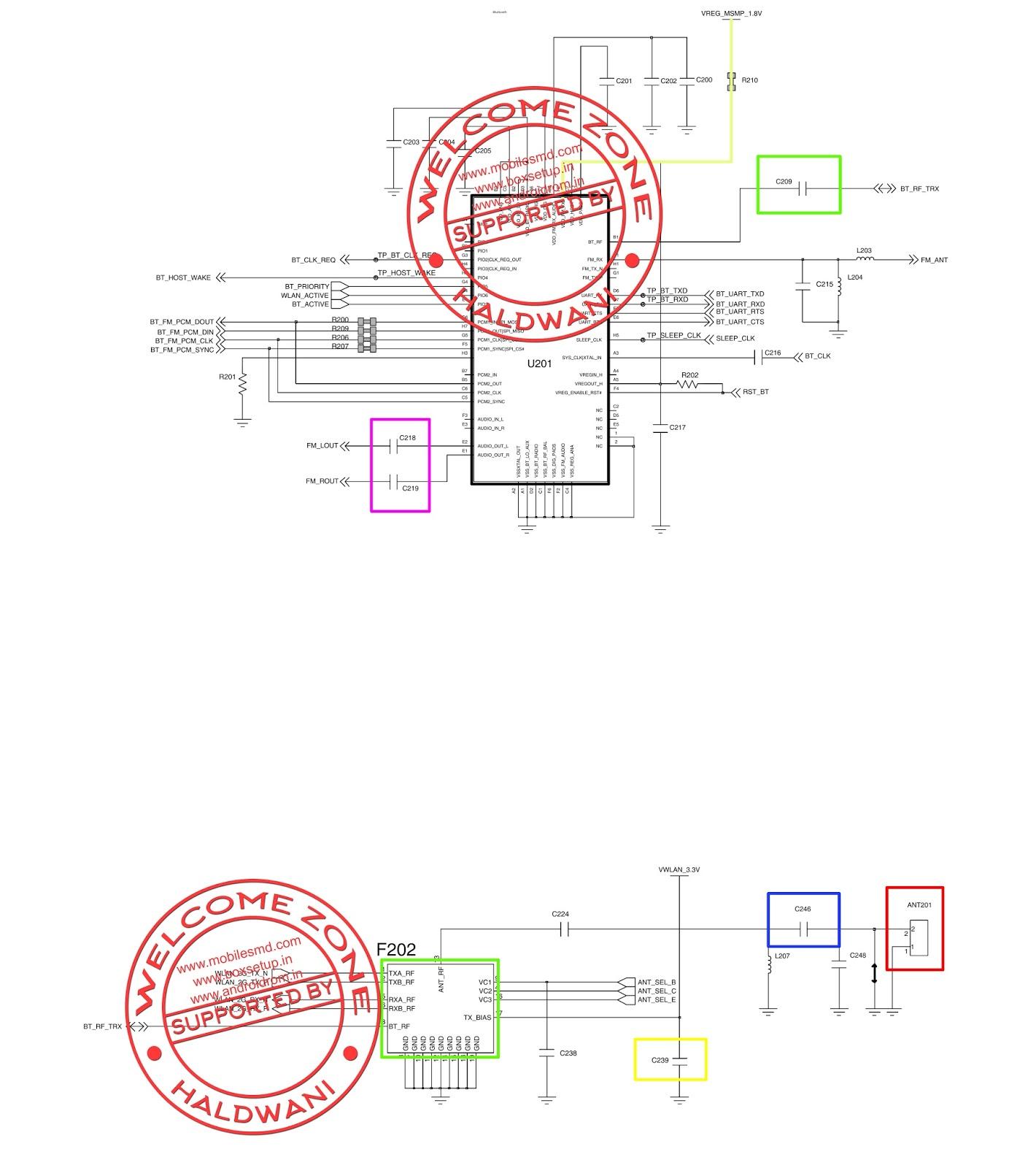 DIAGRAM] Samsung S7562 Schematic Diagram FULL Version HD