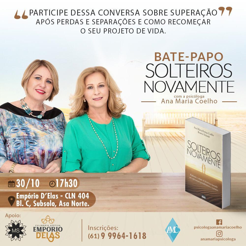 Bate-papo gratuito Solteiros Novamente em Brasília
