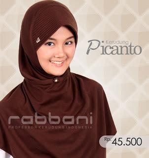 10 Kerudung Rabbani Untuk Sekolah 2018  1000 Jilbab Cantik