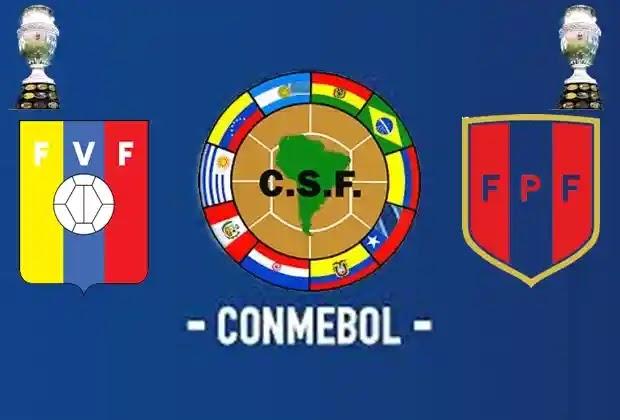 مباريات كوبا امريكا 2021,منتخب بيرو,منتخب فنزويلا