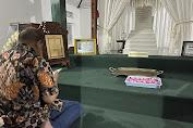 Ketua DPD RI LaNyalla Mahmud Mattalitti Ziarah ke Makam Pangeran Sambernyawa dan Presiden Soeharto
