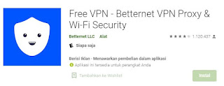 VPN penguat Sinyal