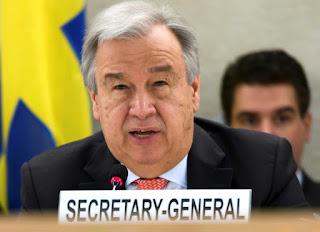 Cri d'alarme du chef de l'ONU pour éviter la famine au Yémen dans - DROIT a2