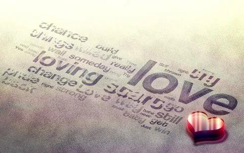 صورة من  اجمل الصور المعبرة عن الحب بالانجليزي