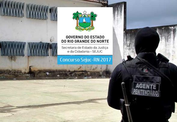 Resultado de imagem para Agente Penitenciário Nível I - Secretaria de Justiça e Cidadania - SEJUC/RN