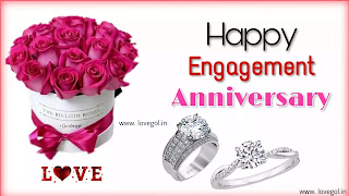 Happy Engagement Anniversary Wishes and Quotes