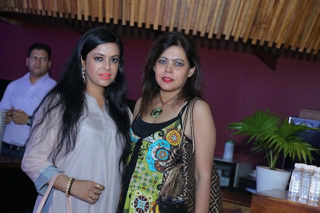 Kajoli Sahgal and Shahna Mookerjea