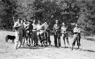 La Résistance peine à recruter jusqu'en 1944