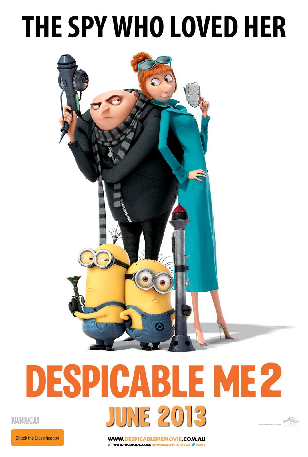 Despicable Me 2': Movie Ticket Giveaway
