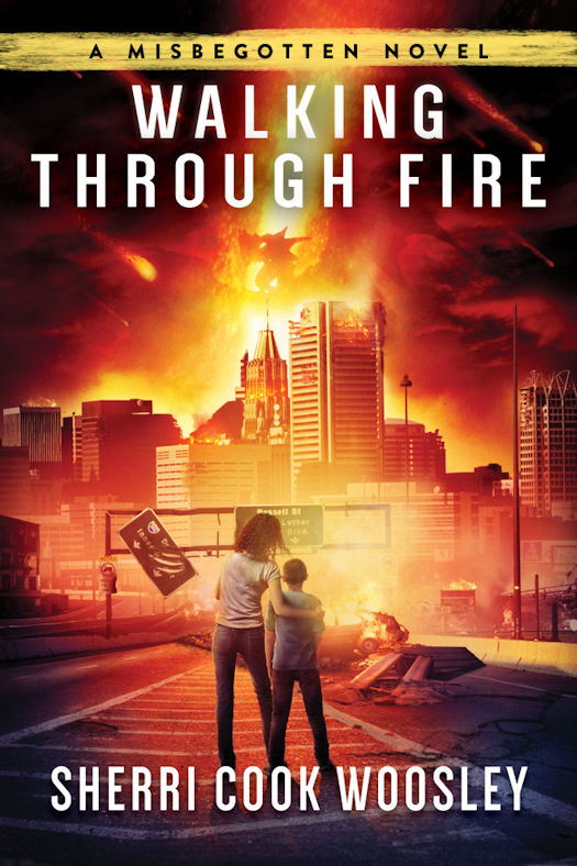 Interview with Sherri Cook Woosley, author of Walking Through Fire