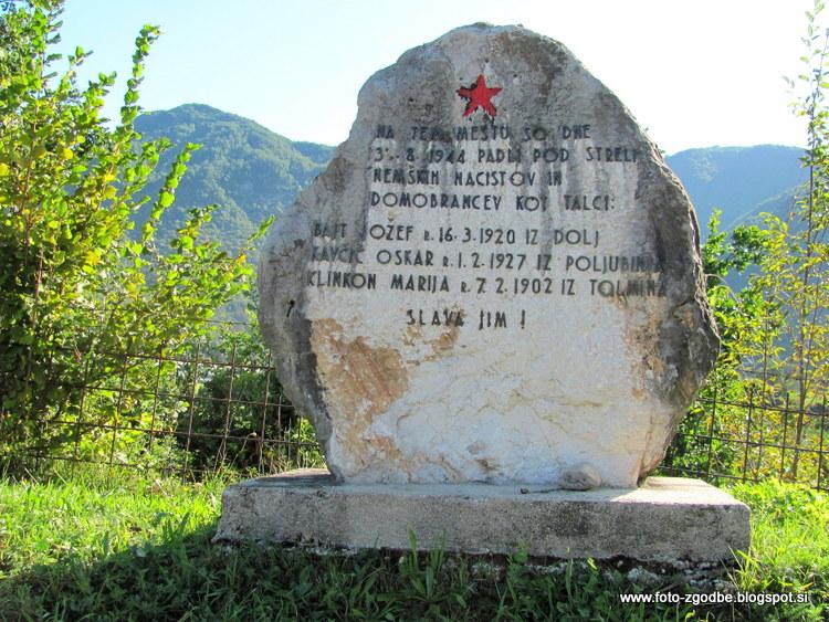 Slovenija, S. Primorska, Posočje