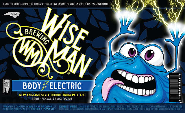 Wise Man Brewing Working On Body Electric