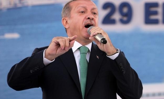 Νέα επίθεση Ερντογάν σε Γερμανία: Υποθάλπετε τρομοκράτες