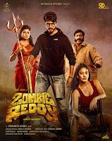 Zombie Reddy 2021 UnCut Hindi Dubbed 720p HDRip