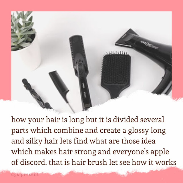 hair brush for men