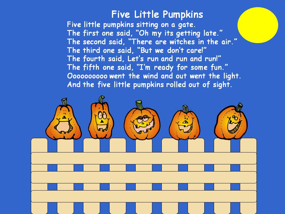 Nothing But Monkey Business: Pumpkins!