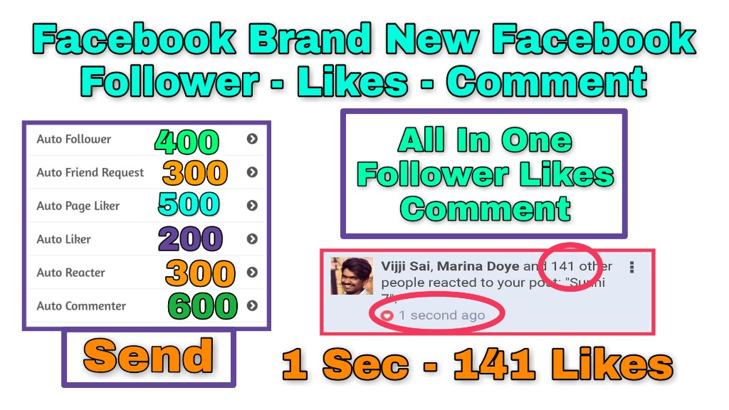 Fb unlimited followers apk download | FB Tools (Auto Liker