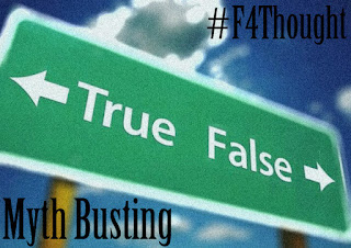 Myth Busting #F4Thought