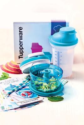 Firma Tupperware ponownie wprowadza swoje słynne produkty w przebojowym zestawie prezentowym