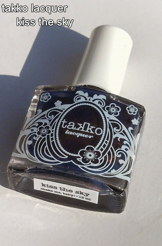 Takko Lacquer | Kiss The Sky