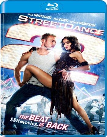 Street Dance 2 (2012) Dual Audio Hindi 720p BluRay 800MB ESubs