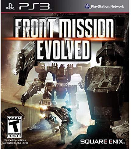تحميل لعبة القتال Front Mission Evolved